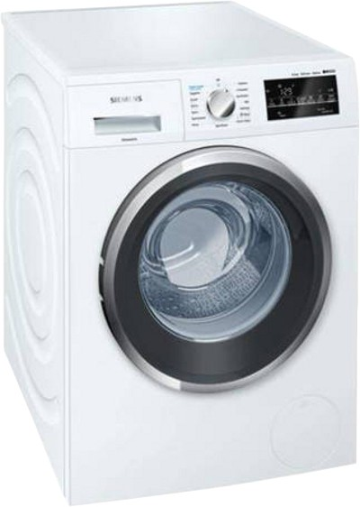Siemens 8 kg Fully Automatic Front Load Washing Machine(WM12T460IN) (Siemens)  Buy Online