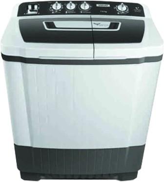VIDEOCON WM VS78P13-DGK 7.8KG Semi Automatic Top Load Washing Machine