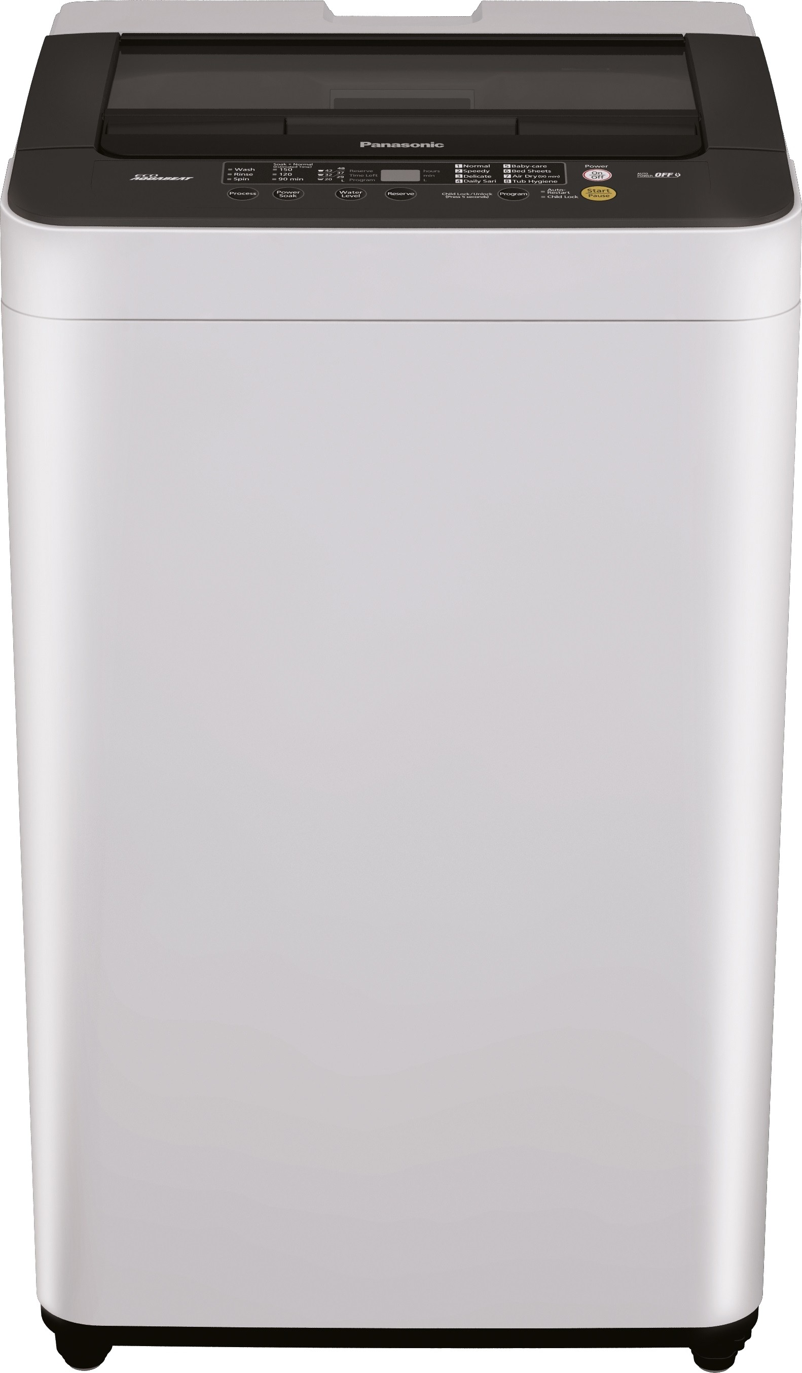 PANASONIC NA-F70B3HRB 7KG Fully Automatic Top Load Washing Machine