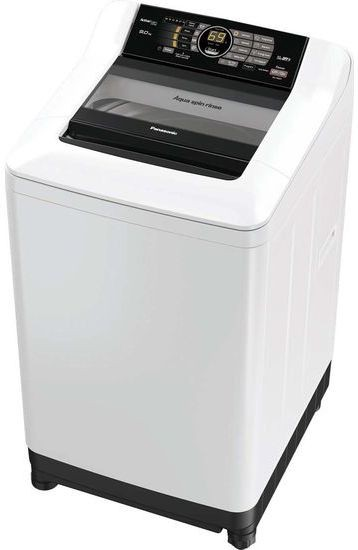 PANASONIC NA-F80A1W01 8KG Semi Automatic Top Load Washing Machine