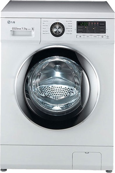 LG FH296EDL23 7.5KG Fully Automatic Front Load Washing Machine