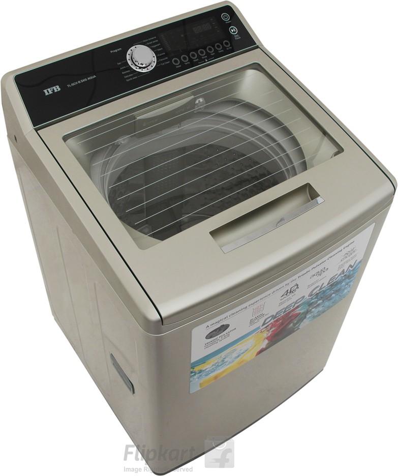 IFB 8.5 kg Fully Automatic Top Load Washing Machine(TL- SCH 8.5 Kg Aqua) (IFB)  Buy Online