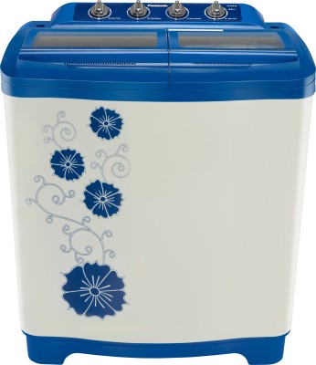 PANASONIC NA-W80H2ARB 8KG Semi Automatic Top Load Washing Machine