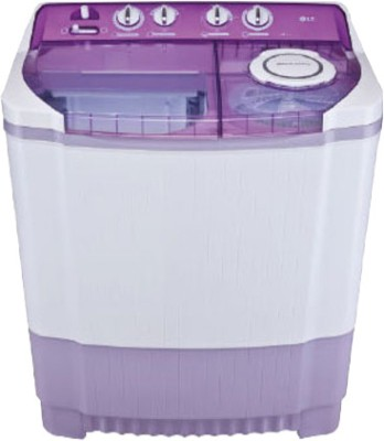 LG P8237R3S 7.2 Kg Semi-Automatic Washing Machine