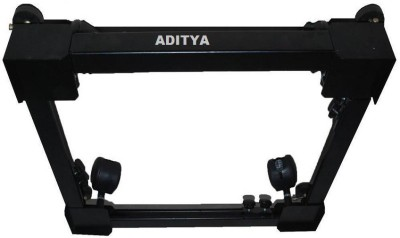 Aditya Washing Machine Stand(Black)
