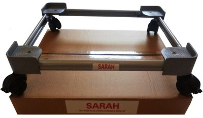 Sarah WMT-FAT-DUAL-H-107 Washing Machine Trolley