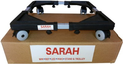 Sarah WMT-FAT-L-104 Washing Machine Trolley