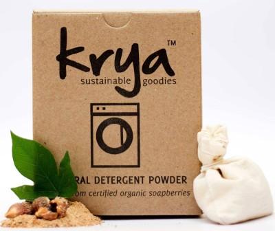Krya Soapberry Washing Powder 400 g Washing Powder