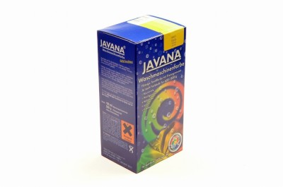 Javana Fabric Dye Yellow 500 g Washing P...