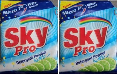 Kanmani Sky Pro 2000 g Washing Powder(Lemon)