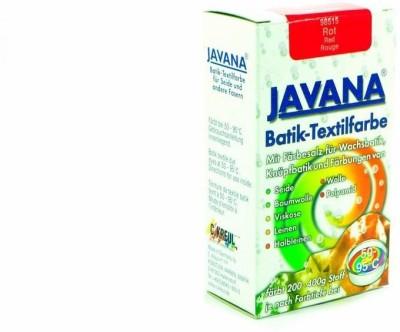 Javana Textile Dye Red 75 g Washing Powder