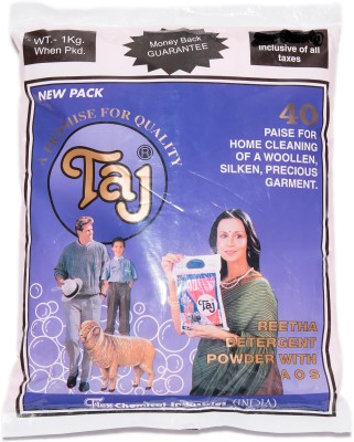 Taj Reetha 1000 g Washing Powder(Lemon)