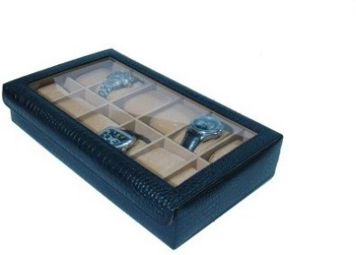 Shopkhalifa Protection Luxry Cases for watches 12 Slots Watch Box
