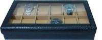 Essart Watch Box(Black Holds 12 Watches)