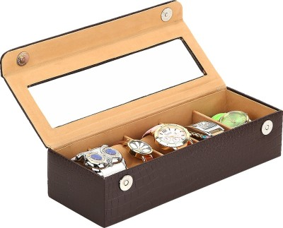 The Runner Solid Watch Box