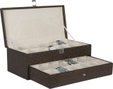 Hardcraft Dany-04 Watch Box (Brown, Hold...