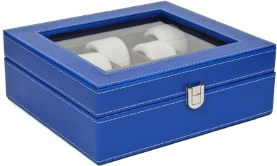 Kosher KWH015N-BLUE Watch Box