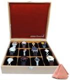 Anno Dominii Watch Box (Beige, Holds 12 ...