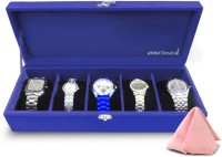 Anno Dominii Watch Box(Blue Holds 5 Watches)