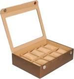 Borse BWC015 Watch Box (GOLD, Holds 10 W...