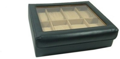 Shopkhalifa Brand Protection Case for watches 8 Slots Watch Box