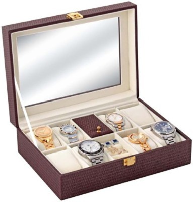 a&e Watch & Jewellery Case Watch Box