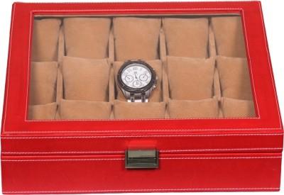 Leather World Trendy Watch Box