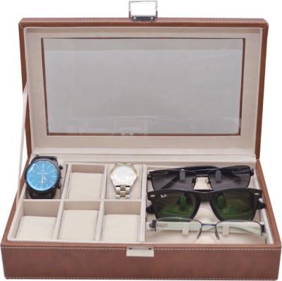 Knott Watch cum Sunglasses case Watch Box