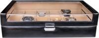 Essart Case 14 Watch Box(Black Holds 12 Watches)