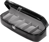 Sukeshcraft ULTIMATE Watch Box (Black, H...