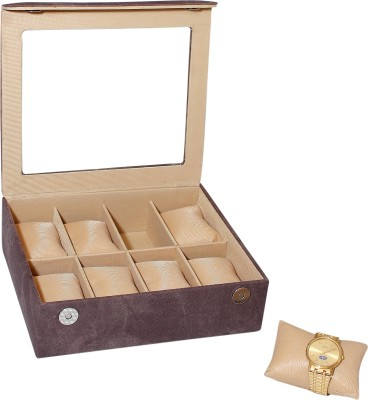 Essart Watch Organiser Watch Box