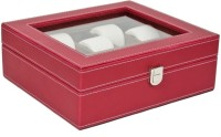 Kosher KWH015N-WINE Watch Box(Wine Holds 10 Watches)
