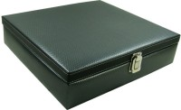 Essart Protection Case Watch Box(Grey Holds 15 Watches)