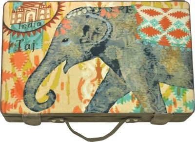 Like Royal Elephant Design Watch Box