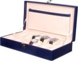 Fico Arto-2 Watch Box (Blue, Holds 12 Wa...