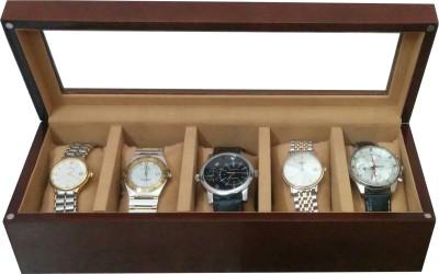 SLK Wooden (Walnut) Watch Box