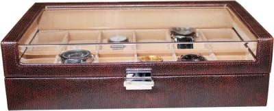 Essart Case 16 Watch Box