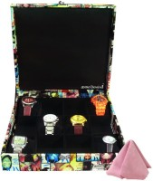Anno Dominii VOGUE Vintage Watch Box(Multicolour Holds 12 Watches)