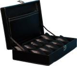 Fico Deco-1 Watch Box (Black, Holds 10 W...