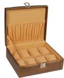 Borse BWC013 Watch Box (GOLD, Holds 8 Wa...