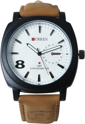 Curren Official watch Analog Watch  - For Men, Boys, Women