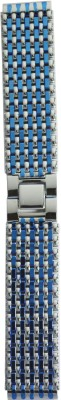 Like Ion plated 20 mm Stainless Steel Watch Strap