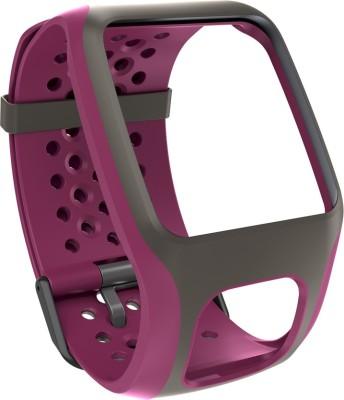 TomTom Comfort Band Pink 35 mm Elastomer Watch Strap