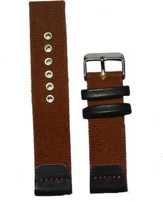 Like 22BRBL 22 mm Denim Watch Strap