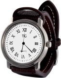 Techno Gadgets Watch 001 25 mm Leather W...
