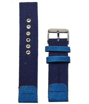 Like D22BU 22 mm Denim Watch Strap