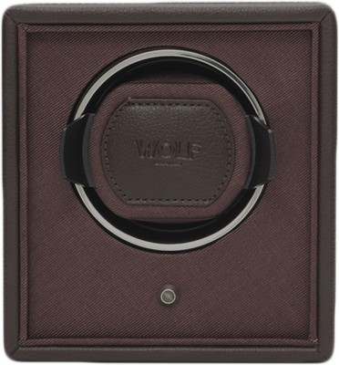Wolf 455206 Automatic 1 Watch Winder(Brown)