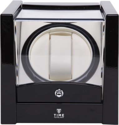 Time Tutelary KA079 Automatic 1 Watch Winder(Black)