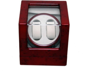 Medetai Mover Automatic 2 Watch Winder(Red, Beige)