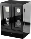 Time Tutelary Glossy Black Quad Luxury W...
